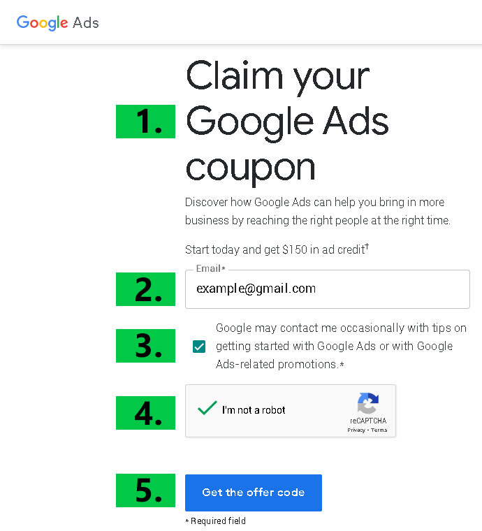 How To Get 100 Google Adwords Voucher In 2020