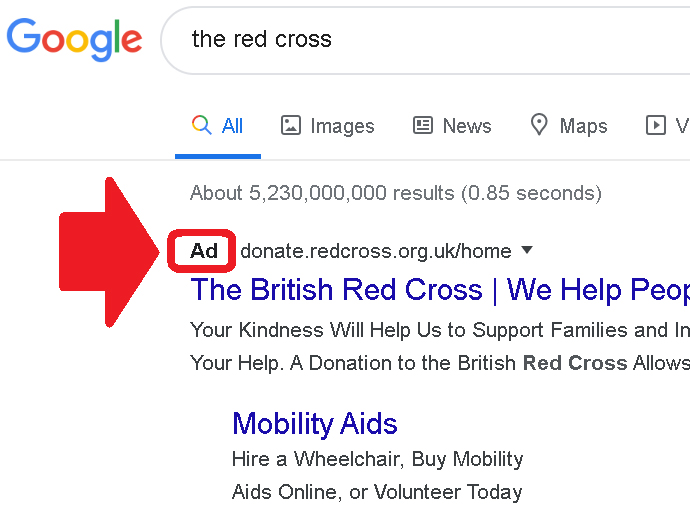 what is google ad grant